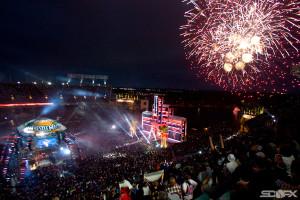Wrestlemania- Orlando, FL